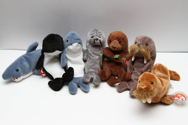 262ad4d4506 TY Beanie Baby Collectible RTS