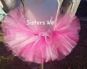 8b2ca1df5 Pink tutu bubblegum tutu ballerina tutu princess tutu fairy tutu toddler  tutu infant tutu little girls tutu baby tutu baby shower tutu