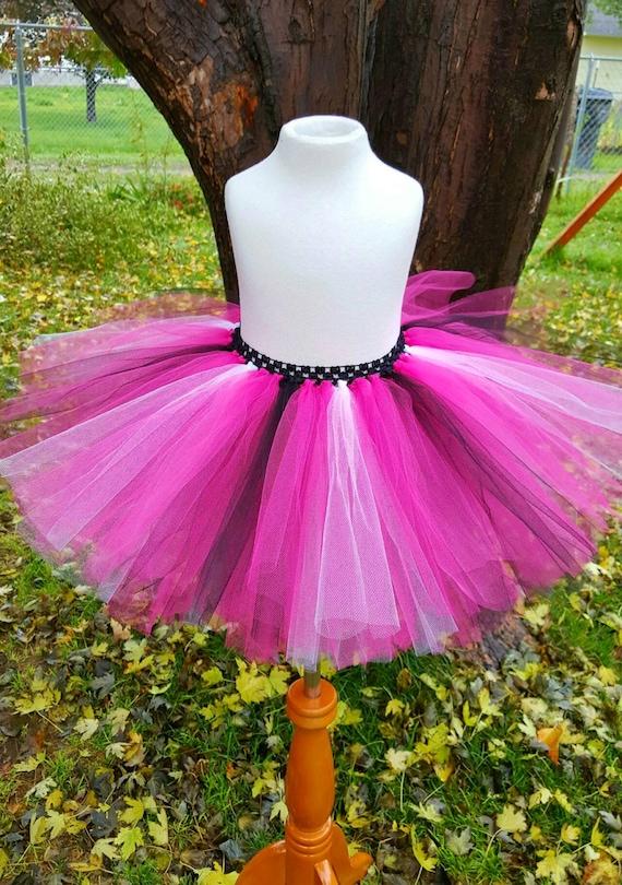 Pink Tutu Princess Tutu Ballerina Tutu Pink Tulle Skirt