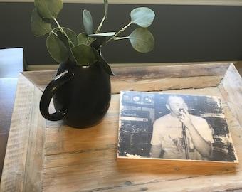 Photo on Wood, Custom Wooden Photo, Gift