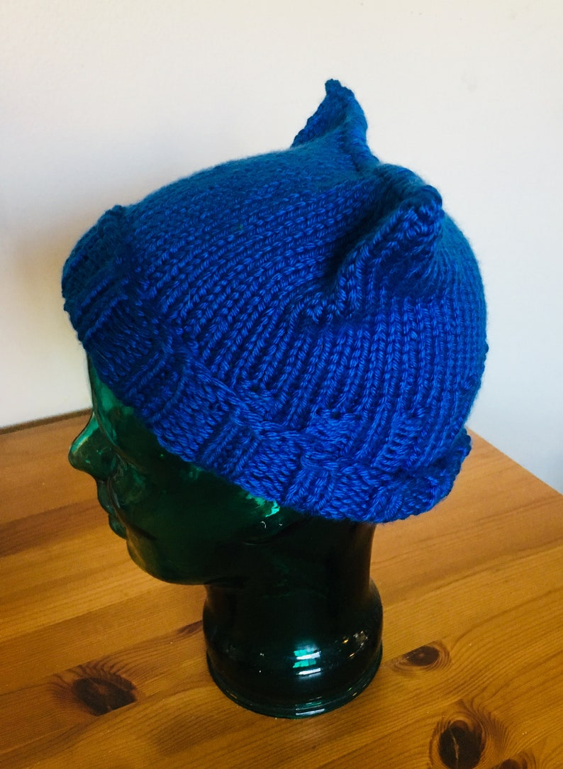 SMLinfantchild by custom order MADE in USA Blue Wave Pussy Hat