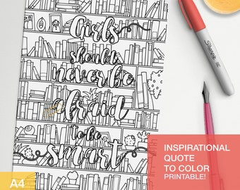 Printable Color books