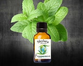 Organic Peppermint Essential Oil - FREE SHIPPING