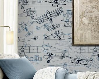 Airplane Room Decor   Etsy
