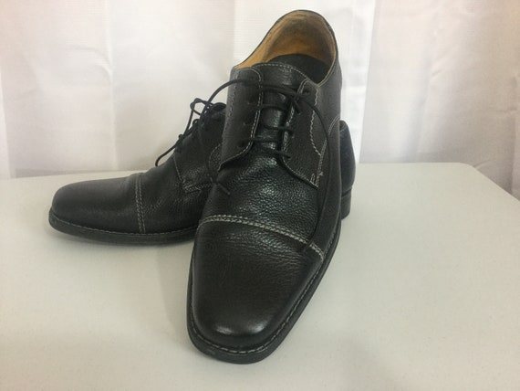 Leather Shoes 10 1/2 EEE Mens Shoes   Etsy