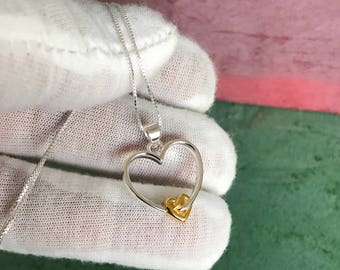 Love You Until The Day After Forever Sterlimg Silver Necklace Pendant