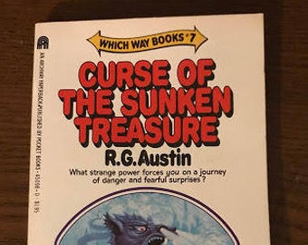 Curse of the Sunken Treasure - Which Way Book #7