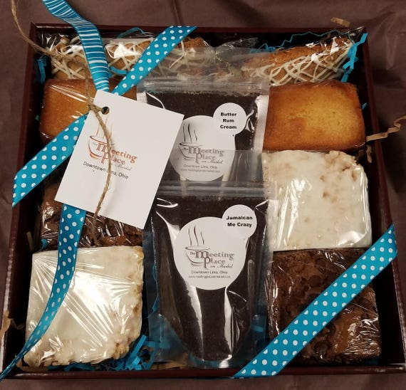 Birthday Gift Basket Gourmet Sweet Treats Coffee
