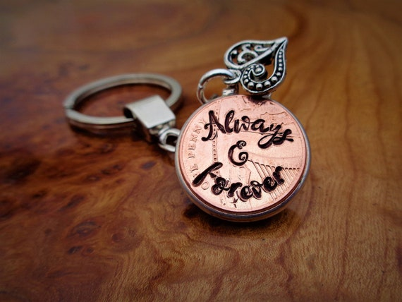 22nd Wedding Anniversary Gift Ideas: 22nd Wedding Anniversary Gift 1996 Lucky Copper Penny