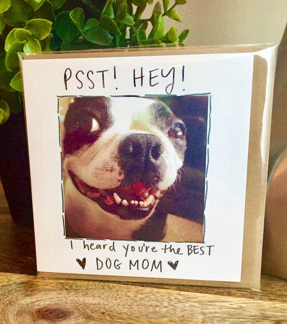 Funny Mothers Day Mother's Day Card 1 Mom Mother's