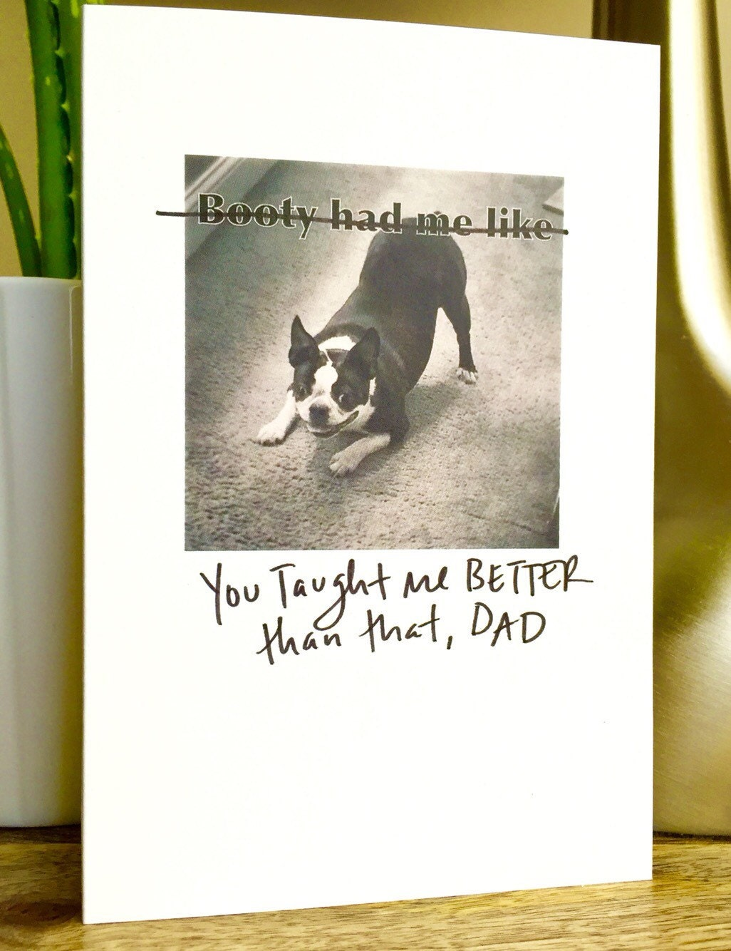 Fathers Day Card Funny Fathers Day Card Fathers Day From Son