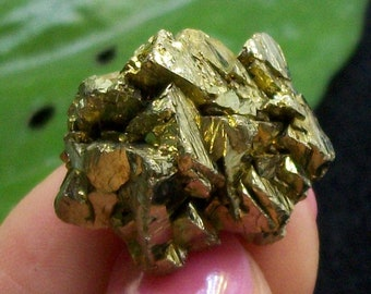 8g Well Formed Shiny Golden Chalcopyrite 3118 China
