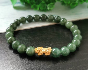 59.6MM Light Yellow Type A Grade A Natural Jadeite Jade Fei Cui Traditional Round Bangle