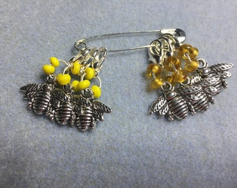 Stitch Markers for Knitting and Crochet