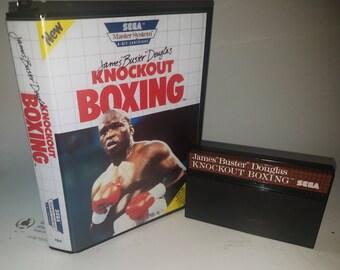 James Buster Douglas Knockout Boxing
