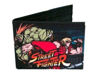 Carpeta de Street Fighter