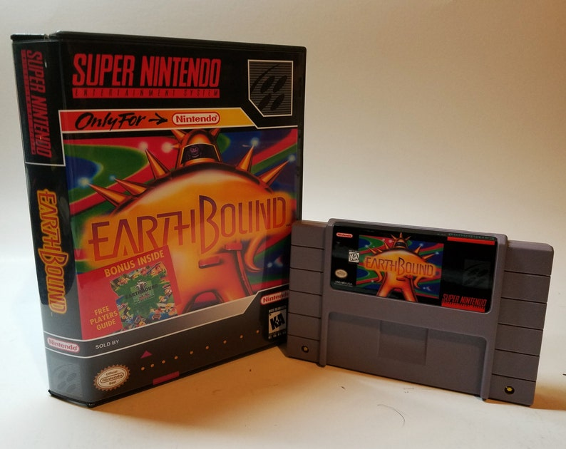 SNES Earthbound image 0