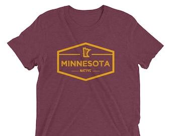 Minnesota Native Vintage T-Shirt