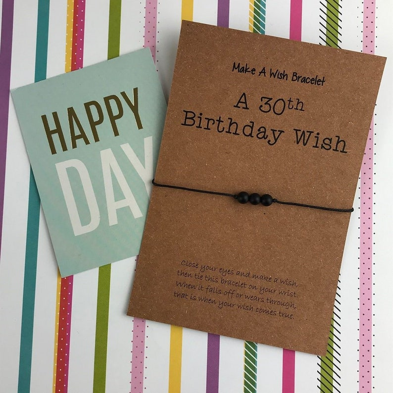 30th Birthday Card Gift Mens