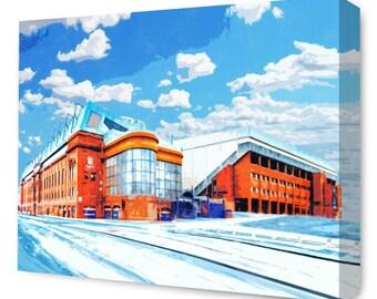Ibrox Stadium, Rangers