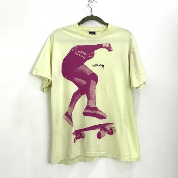 Stussy Skate Poster Photo Print Image T-shirt Size