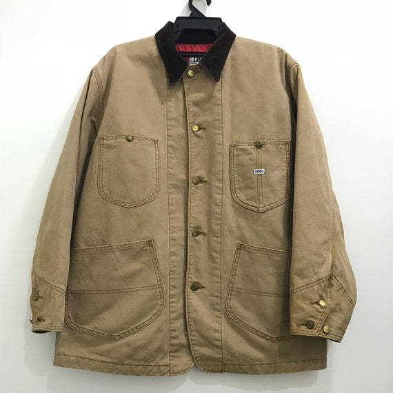 Vintage Lee Workwear Chore Jacket