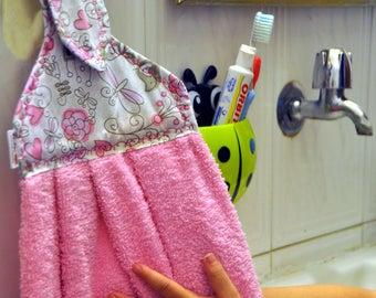 Kitchen towel 1 Hanging hand towel Oven towel Kitchen   Etsy