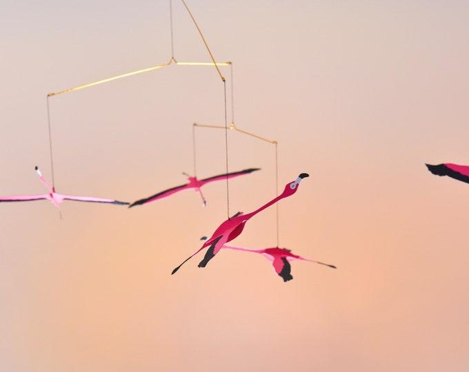 Featured listing image: Flamingo mobile