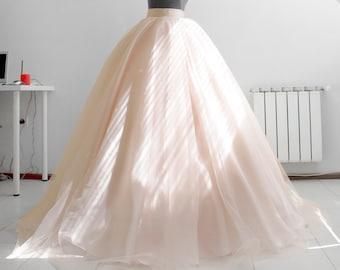 9db5fd6d2fd3d Blush ball gown | Etsy