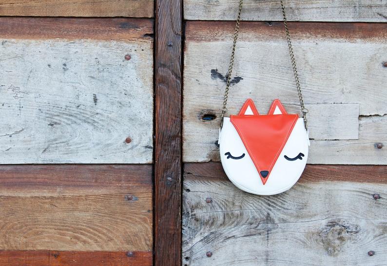 Fox shoulder bag  small size image 0
