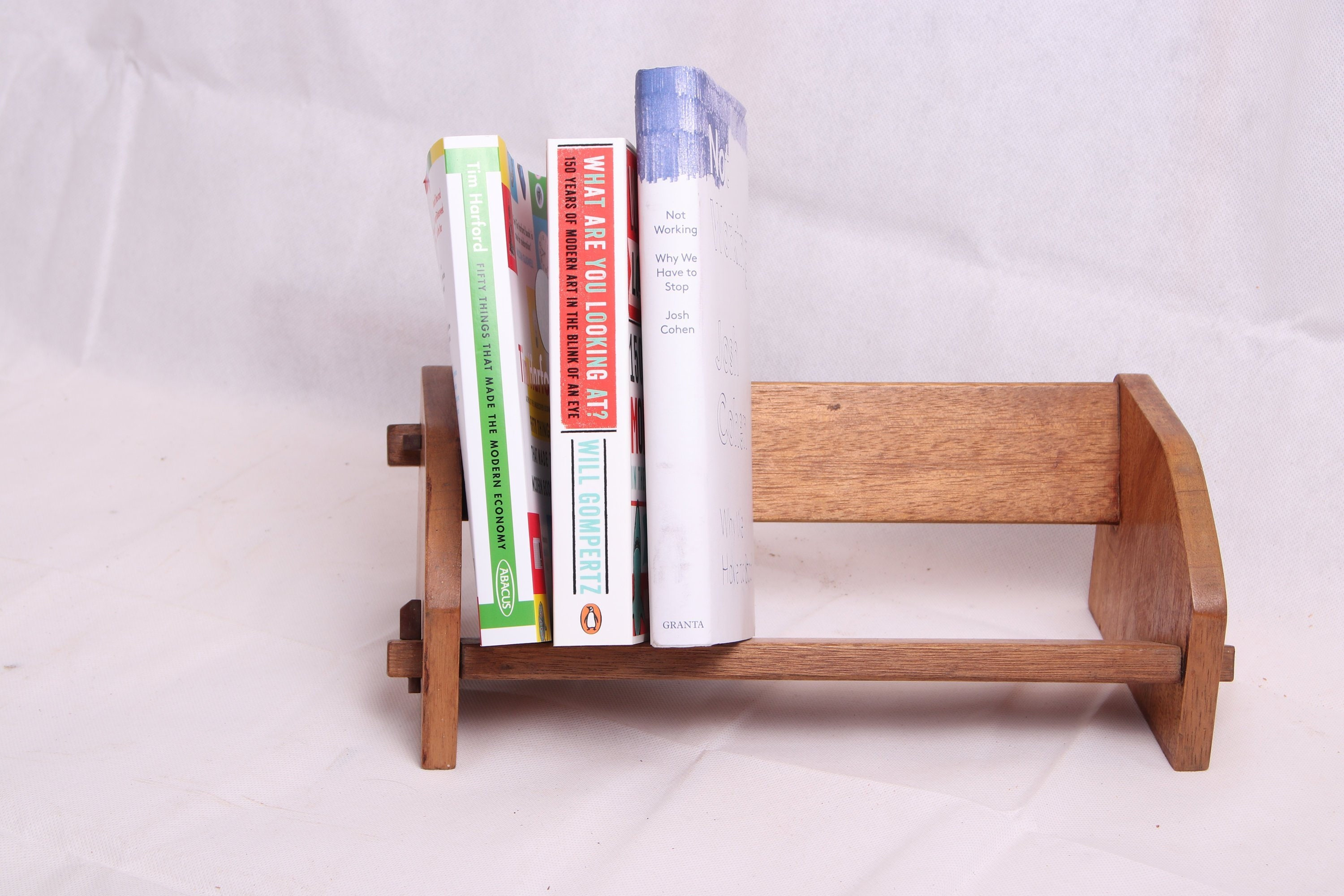 Reclaimed Wood Bookcase Handmade Wooden Bookcase With Peg Fixings Made From Reclaimed Timber