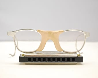 51ed8af5a6 Vintage AMERICAN OPTICAL Optical Eyeglasses   Steam Punk   AO   1930s to  1940s   Retro Collectable Rare  1558
