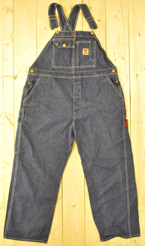 gwg red strap jeans great western garment company