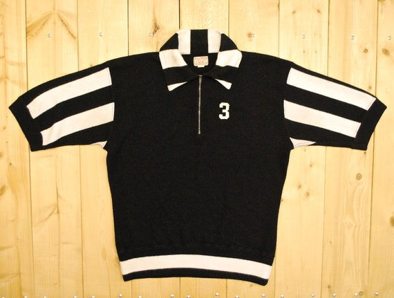 huge discount e7fd4 82f4a Vintage 1940's/50's Vikings Basketball Warm Up Jersey / Retro Collectable  Rare