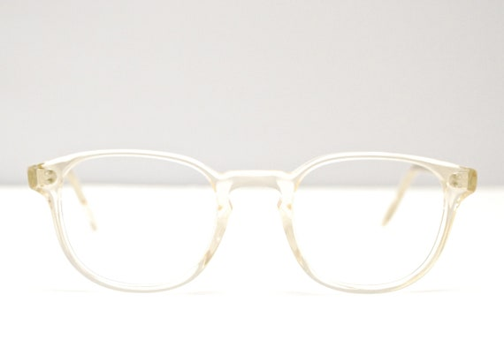 913af3d222229 Vintage OLIVER PEOPLES Designer Eyeglasses   Model OV5219