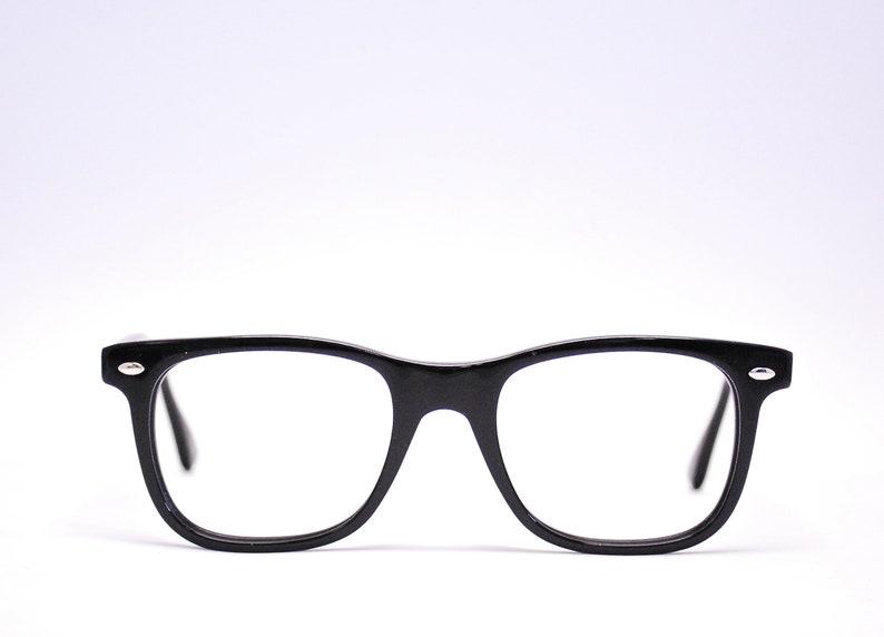 Vintage RAY BAN Wayfarer Style Eyeglasses / Model 5248A 2000 / Retro Collectable Rare #1276