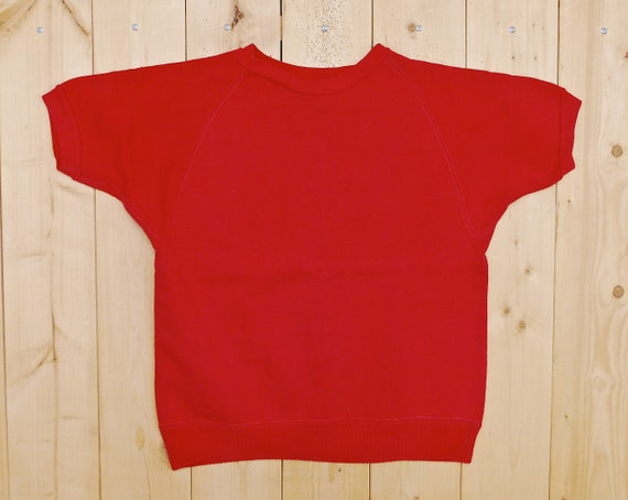 Vintage 1940's/50's Red STANFIELD'S PEP SHIRT Ragl