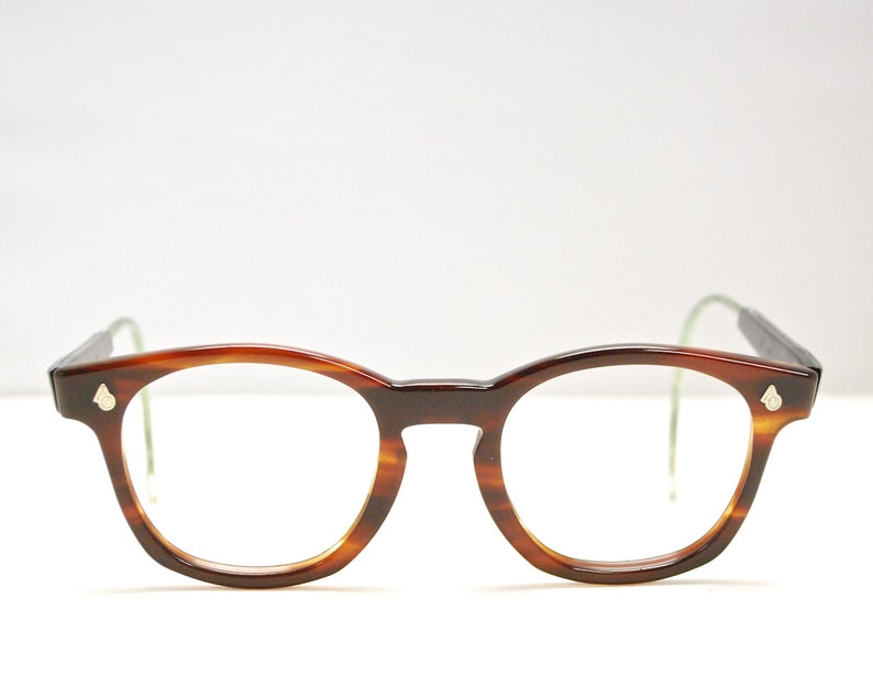 1956ce8567d0 Vintage 1950 s 60 s Tortoise AMERICAN OPTICAL