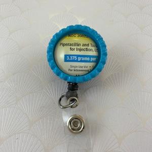 Dexmedetomidine Medical Badge Reel