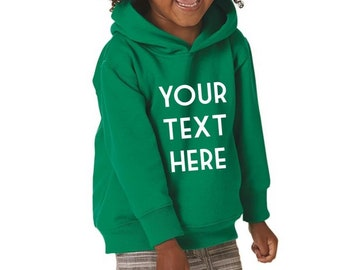 0ea46b8b6 Toddler hoodie