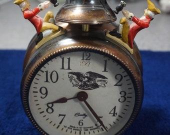 bradley alarm clock etsy