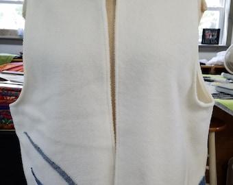 Vest, Fleece vest