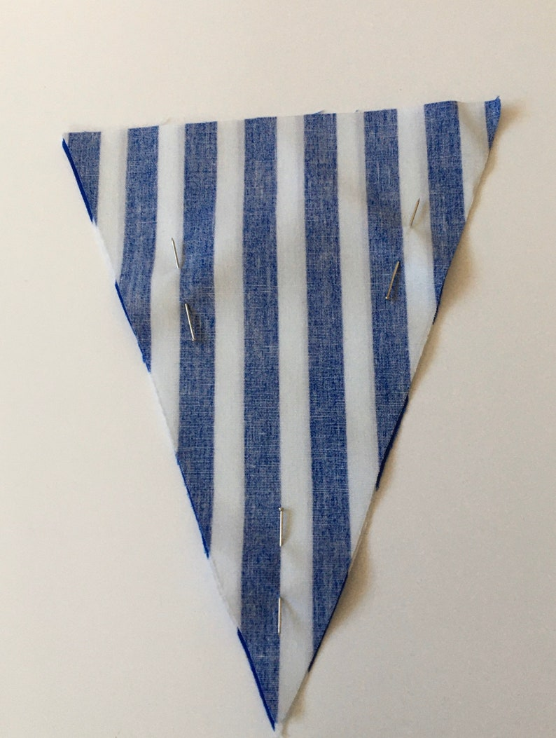 Red White and Blue Bunting Kit