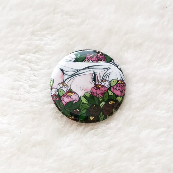 Field - Pinback button