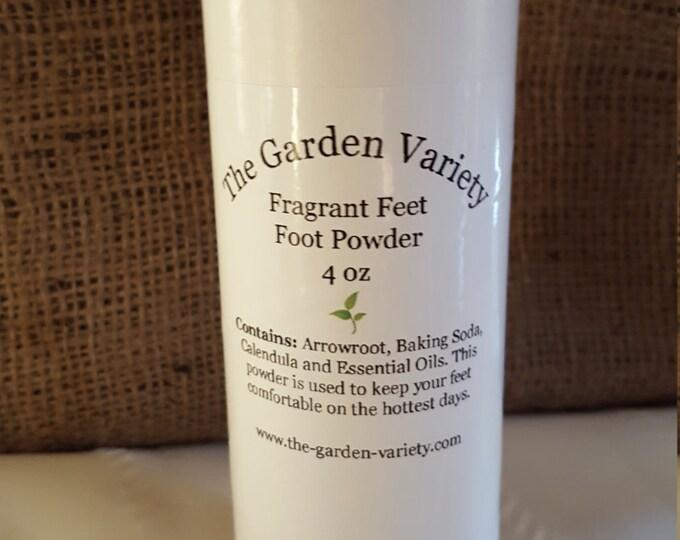 Fragrant Feet Foot Powder