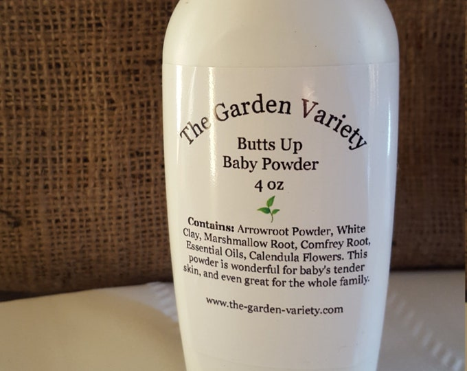Butts Up Baby Powder