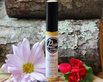 Lash & Brow Serum VEGAN   Eyebrow and Eyelash growth   Castor Oil, Horsetail, Burdock, Rosehip, SeaBuckthorn, Camellia Seed   Stimulate Hair