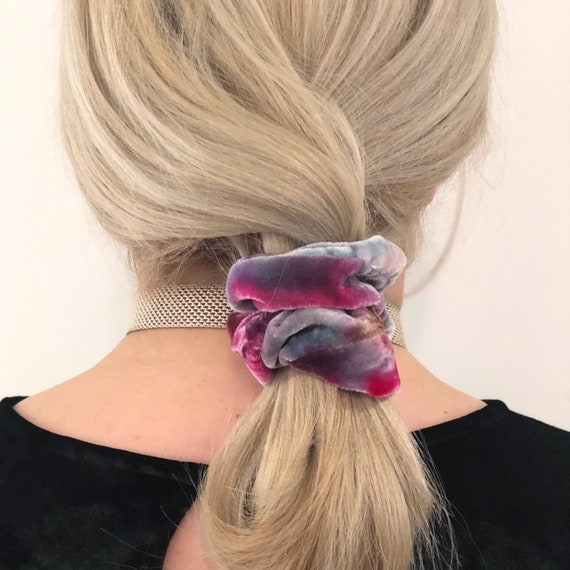 Secure Scrunchie Hair Tie