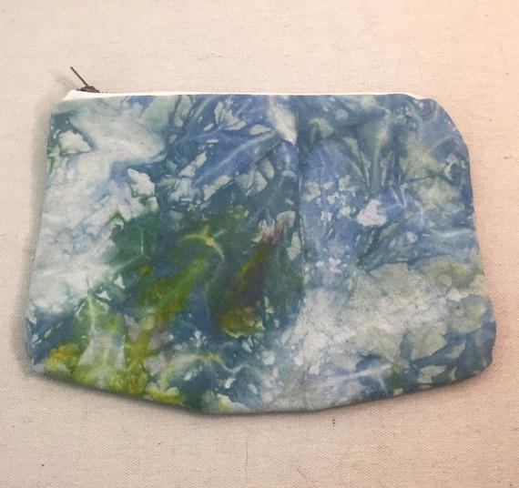 Small Tie Dye Clutch
