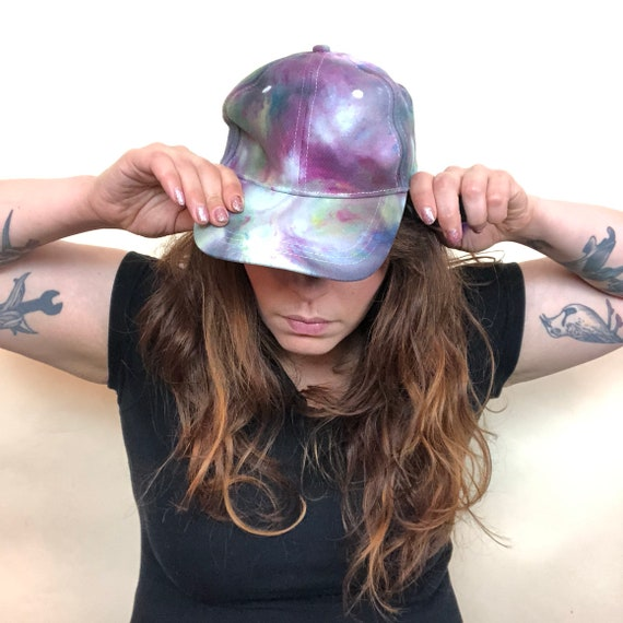 Outer Limits Ice Dye Ball Cap